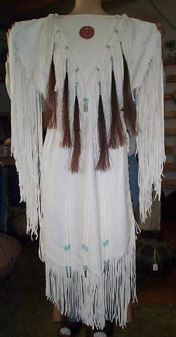 Native American Buckskin Clothing http://ulrichbaby.girlshopes.com/buckskindresspattern/